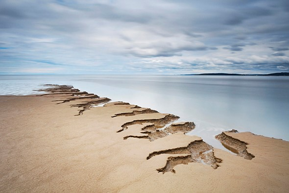 Adult Your view - Winner Tony Higginson - Shifting sands, Silverdale, Lancashire, England