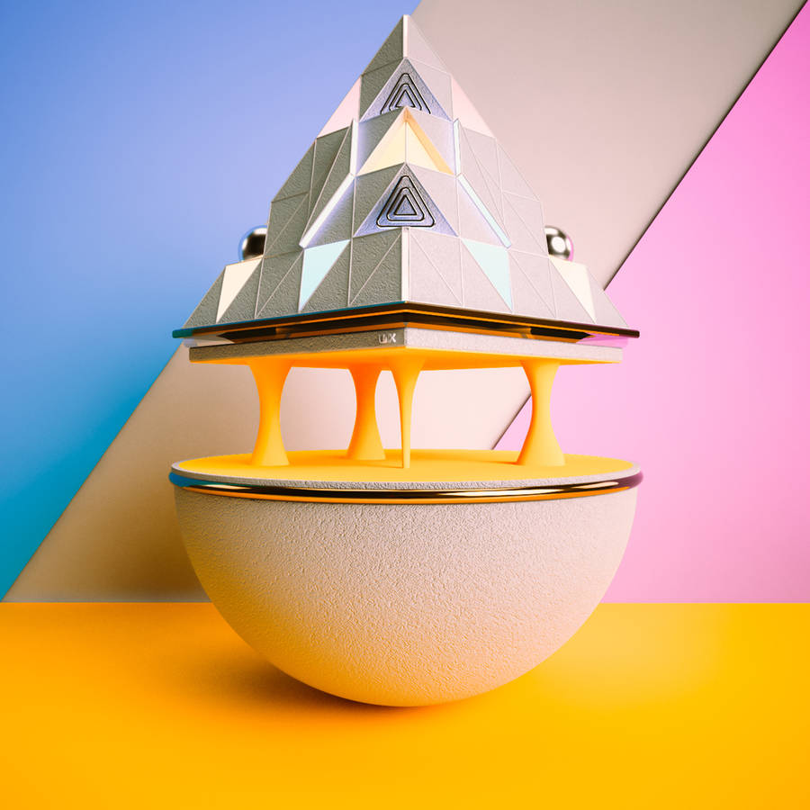 aesthetic-colorful-geometric-3d-structures-3-900x900