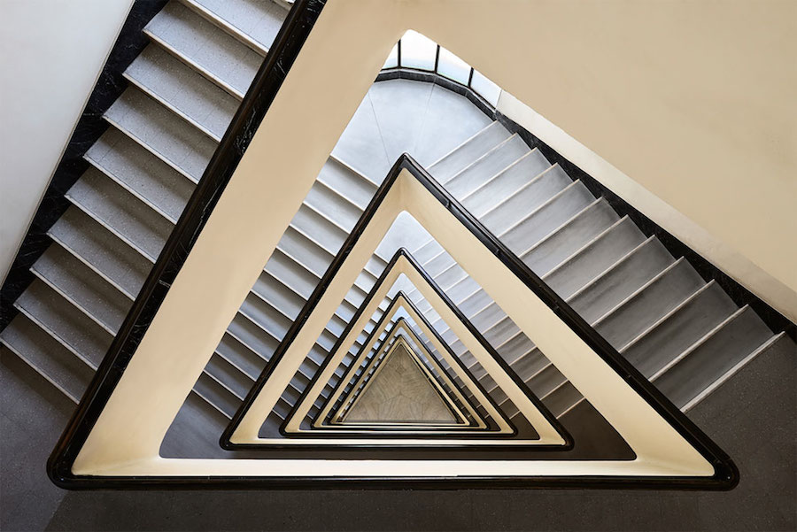 spiral-and-geometric-staircases-shot-from-above-3