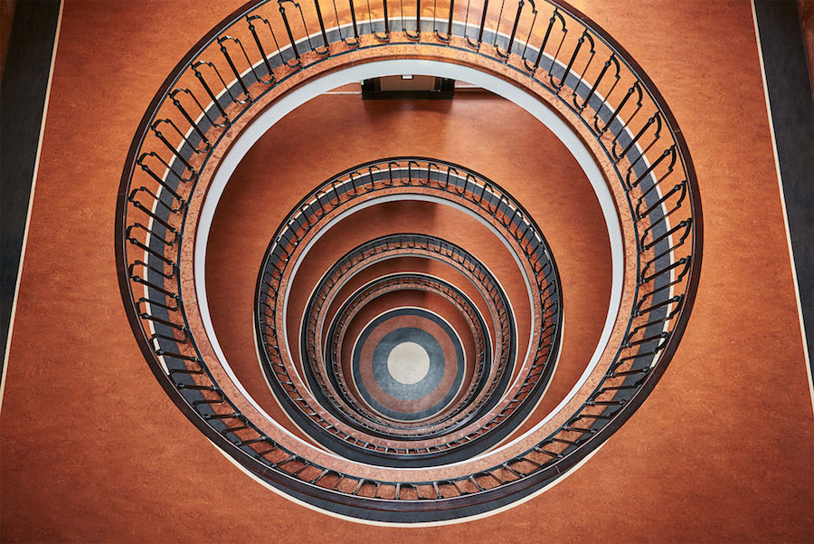 spiral-and-geometric-staircases-shot-from-above-6