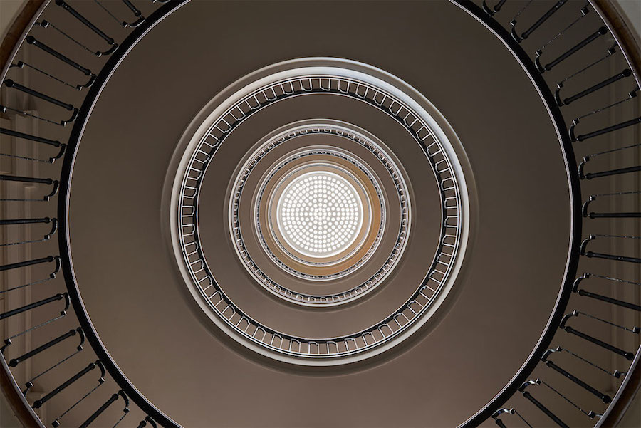 spiral-and-geometric-staircases-shot-from-above-7
