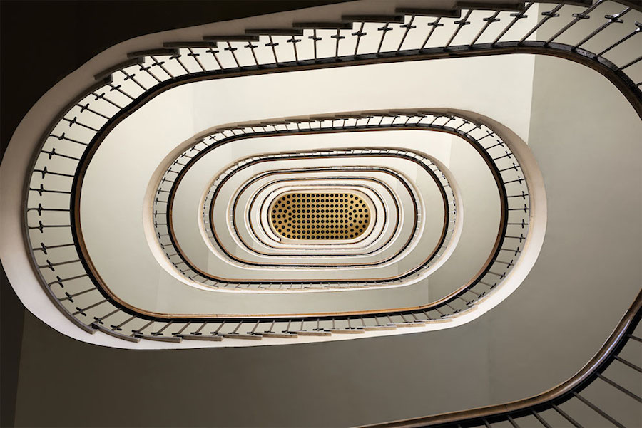 spiral-and-geometric-staircases-shot-from-above-9