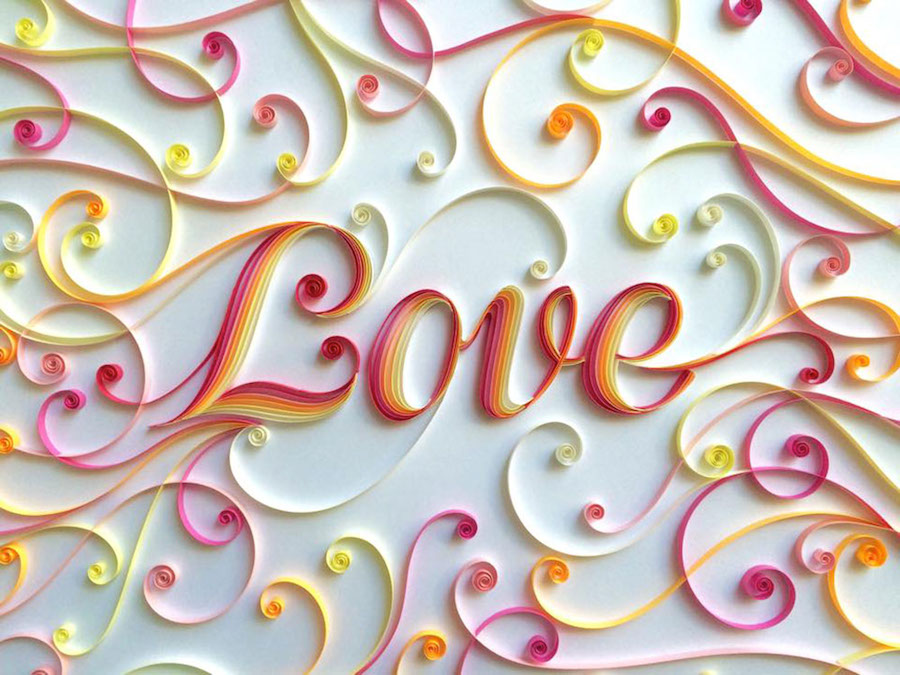 creative-and-multicolored-paper-typography-by-sabeena-karnik-1